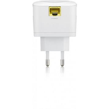Повторитель беспроводного сигнала Zyxel WRE2206 (WRE2206-EU0101F) N300 Wi-Fi белый -2