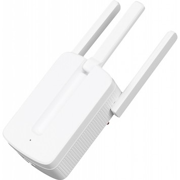 Повторитель беспроводного сигнала Mercusys MW300RE N300 Wi-Fi белый -4