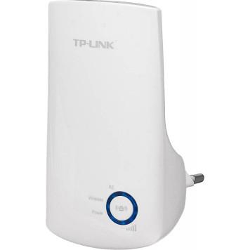 Повторитель беспроводного сигнала TP-Link TL-WA854RE N300 Wi-Fi белый