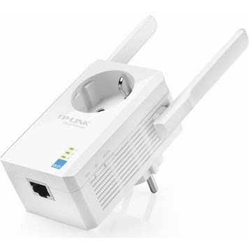 Повторитель беспроводного сигнала TP-Link TL-WA860RE N300 Wi-Fi белый