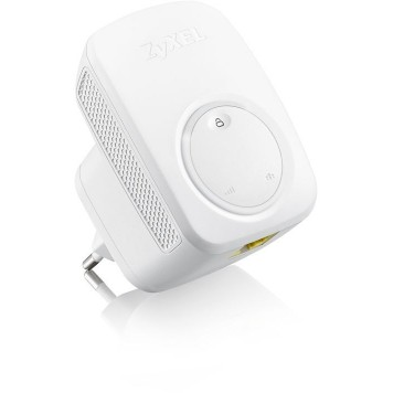 Повторитель беспроводного сигнала Zyxel WRE2206 (WRE2206-EU0101F) N300 Wi-Fi белый -4
