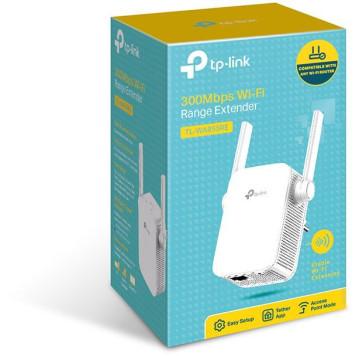 Повторитель беспроводного сигнала TP-Link TL-WA855RE N300 Wi-Fi белый -1