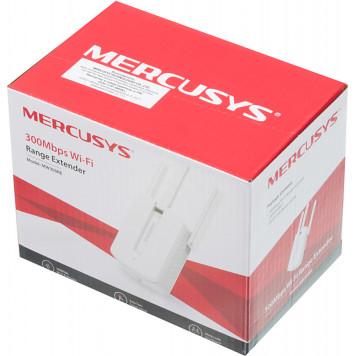 Повторитель беспроводного сигнала Mercusys MW300RE N300 Wi-Fi белый -8