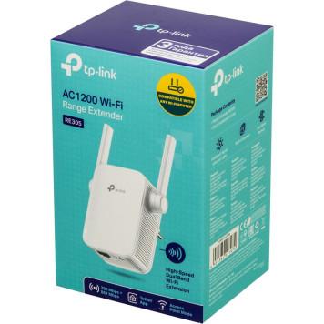 Повторитель беспроводного сигнала TP-Link RE305 AC1200 Wi-Fi белый -6