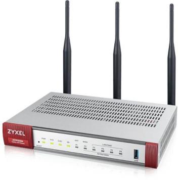 Межсетевой экран Zyxel ZyWALL ATP100W (ATP100W-RU0102F) 10/100/1000BASE-TX/SFP -1