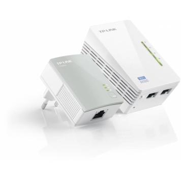 Сетевой адаптер Powerline TP-Link TL-WPA4220KIT AV600 Fast Ethernet