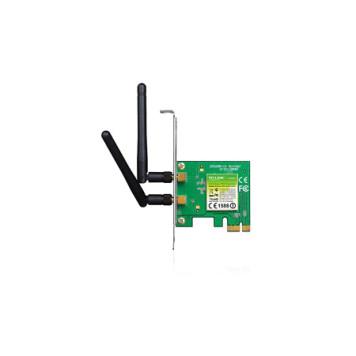 Сетевой адаптер WiFi TP-Link TL-WN881ND N300 PCI Express (ант.внеш.съем) 2ант.