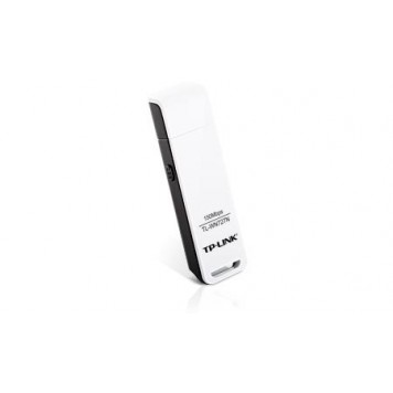 Сетевой адаптер WiFi TP-Link TL-WN727N N150 USB 2.0 (ант.внутр.)