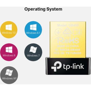 Сетевой адаптер Bluetooth TP-Link UB400 USB 2.0 -4