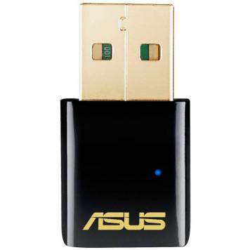 Сетевой адаптер WiFi Asus USB-AC51 AC600 USB 2.0 2ант. -1