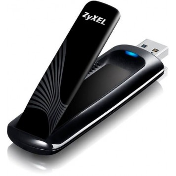 Сетевой адаптер WiFi Zyxel NWD6605-EU0101F AC1200 USB 3.0 (ант.внеш.несъем.) -1