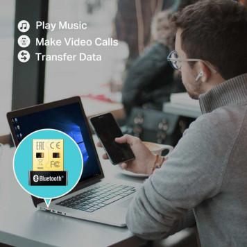 Сетевой адаптер Bluetooth TP-Link UB400 USB 2.0