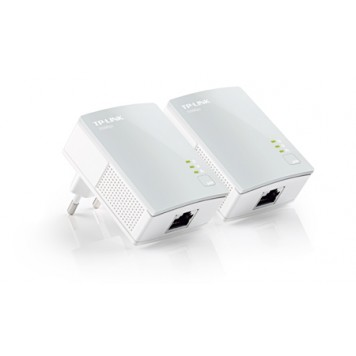 Сетевой адаптер Powerline TP-Link TL-PA4010KIT Fast Ethernet