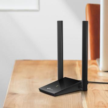 Сетевой адаптер WiFi TP-Link Archer T4U Plus AC1300 USB 3.0 (ант.внеш.несъем.) 2ант. -4
