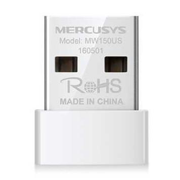 Сетевой адаптер WiFi Mercusys MW150US N150 USB 2.0 -1