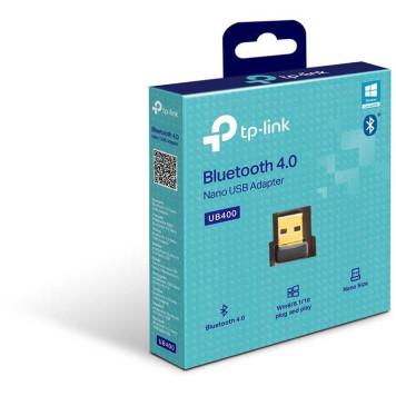 Сетевой адаптер Bluetooth TP-Link UB400 USB 2.0 -1