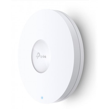 Точка доступа TP-Link EAP620 HD AX1800 10/100/1000BASE-TX белый