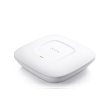 Точка доступа TP-Link EAP110 N300 10/100BASE-TX белый