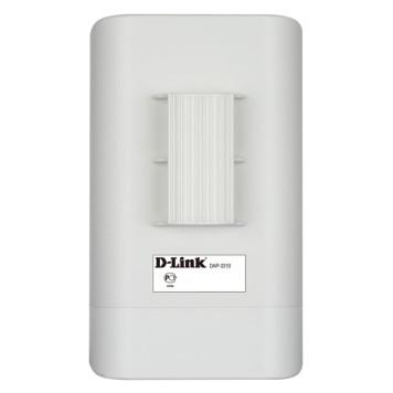 Точка доступа D-Link DAP-3310/RU N300 10/100BASE-TX белый -2