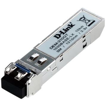 Модуль SFP D-Link 310GT/A1A LC 1310nm