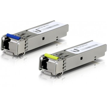 Трансивер Ubiquiti UF-SM-10G Single-Mode Module 1G BiDi 2pack