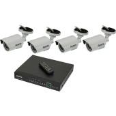 Комплект видеонаблюдения Falcon Eye FE-104MHD KIT Дача SMART