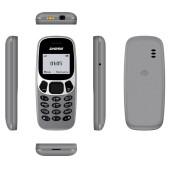 Мобильный телефон Digma Linx A105N 2G 32Mb серый моноблок 1Sim 1.44