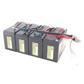 Батарея для ИБП APC RBC25 для SU1400RMXL3U/SU1400RMXLB3U/SU1400RMXLIB3U/SUA1400RMXLI3U