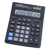Калькулятор бухгалтерский Citizen SDC-554 S черный 14-разр.