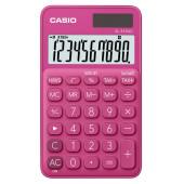 Калькулятор карманный Casio SL-310UC-RD-S-EC красный 10-разр.
