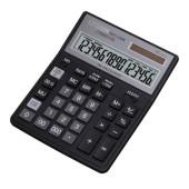 Калькулятор бухгалтерский Citizen SDC-435N черный 16-разр.