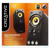 Колонки Creative GigaWorks T20 series II 2.0 черный 28Вт