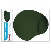Коврик для мыши Buro BU-GEL светло-зеленый