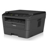 МФУ лазерный Brother DCP-L2520DWR (DCPL2520DWR1) A4 Duplex WiFi черный
