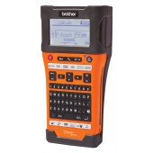 Принтер Brother P-touch PT-E550WVP переносной оранжевый/черный