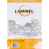 Пленка для ламинирования Fellowes 75мкм A3 (100шт) глянцевая Lamirel (LA-78655)