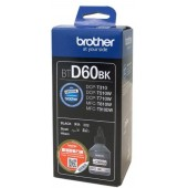 Картридж струйный Brother BTD60BK черный (6500стр.) (108мл) для Brother DCP-T310/T510W/T710W