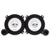 Колонки автомобильные Alpine Custom Fit SXE-1350S 250Вт 90дБ 13см (5дюйм) компонентные двухполосные