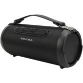 Аудиомагнитола Supra BTS-580 черный 15Вт/MP3/FM(dig)/USB/BT/microSD