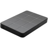 Внешний корпус для HDD AgeStar 3UB2P1 SATA III пластик черный 2.5
