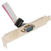 Адаптер RS-232 Bracket 1xCOM Bulk