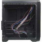 Корпус Accord A-SMB черный без БП mATX 5x120mm 2xUSB2.0 1xUSB3.0 audio bott PSU