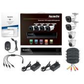 Комплект видеонаблюдения Falcon Eye FE-104MHD Офис Smart