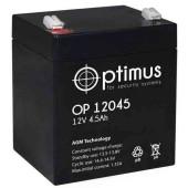Аккумулятор Optimus OP 12045