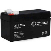 Аккумулятор Optimus OP 12012