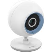 Камера видеонаблюдения D-Link DCS-700L/A1A 2.44-2.44мм цветная корп.:белый